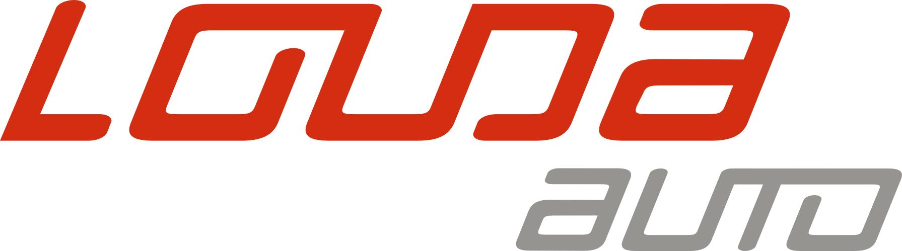Výsledek obrázku pro louda auto logo